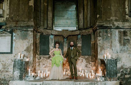 The Asylum wedding