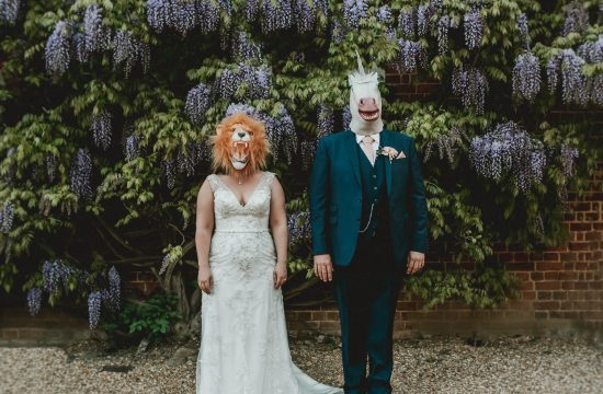 Longstowe Hall wedding