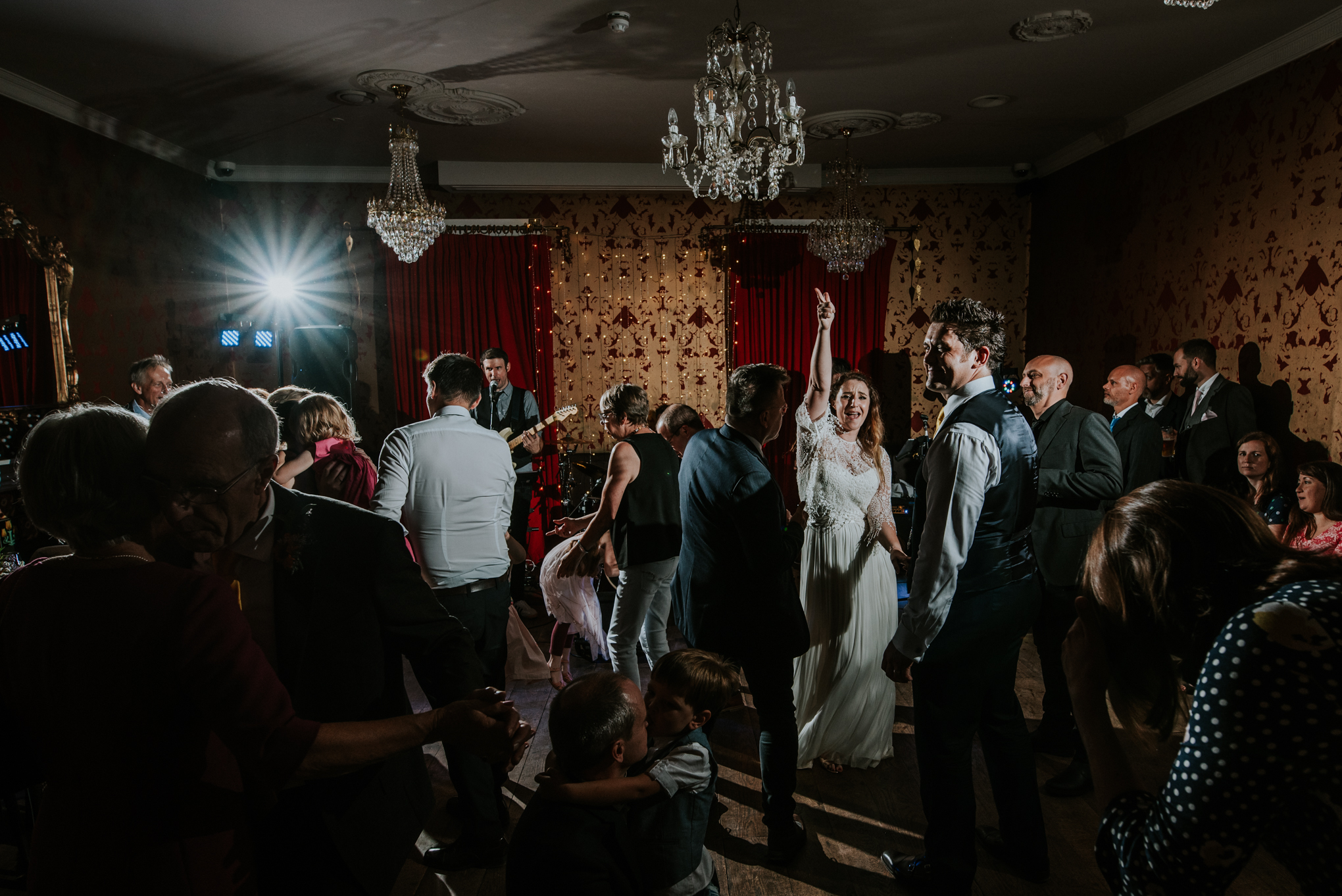 The Bell Ticehurst wedding